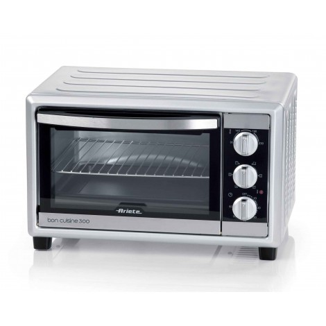 Мини-печь Ariete 985 Bon Cuisine 300 Серебристый