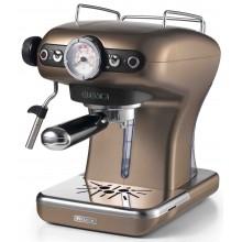 Рожковая кофеварка Ariete Classica 1389/16 Бронзовый купить в интернет-магазине с доставкой