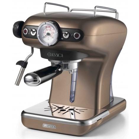 Рожковая кофеварка Ariete Classica 1389/16 Бронзовый