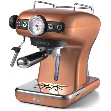 Рожковая кофеварка Ariete Classica 1389/18 Медный