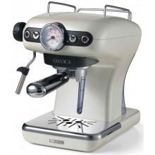 Рожковая кофеварка Ariete Classica 1389/17 Жемчужный купить в интернет-магазине с доставкой