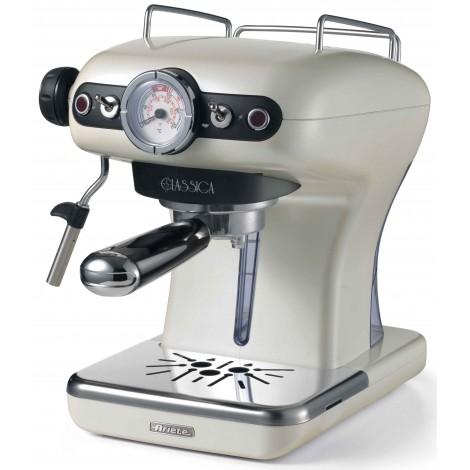 Рожковая кофеварка Ariete Classica 1389/17 Жемчужный