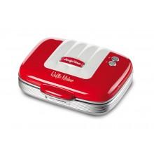 Прибор для приготовления вафель Ariete 1973/00 PARTY TIME, красный купить в интернет-магазине с доставкой