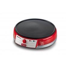 Блинница Ariete 202/00 PARTY TIME, красный купить в интернет-магазине с доставкой