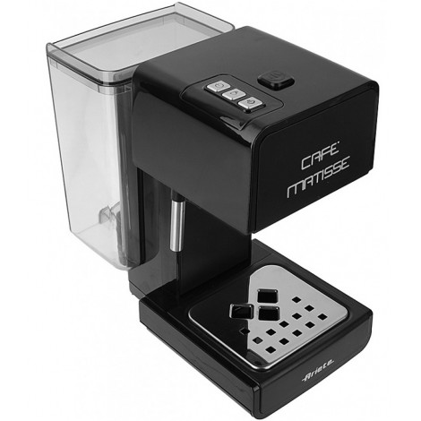 Рожковая кофеварка Ariete 1363 Matisse Черный