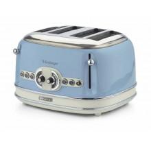 Тостер Ariete Vintage 156/05 Голубой купить в интернет-магазине с доставкой